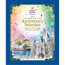 東京ディズニーリゾート 35周年 アニバーサリー・セレクション 【Blu-ray】
