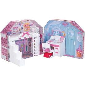 リカちゃん リカちゃんハウス すてきなリカちゃんのおへや おもちゃ こども 子供 女の子 人形遊び ハウス 3歳