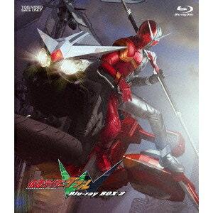 【送料無料】仮面ライダーダブル Blu-ray BOX 2 【Blu-ray】