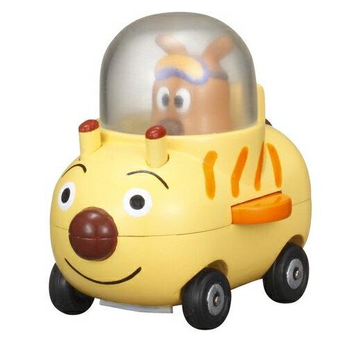 アンパンマンミュージアム GO!GO!ミニカー チーズバケットごう&めいけんチーズ