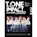 SixTONES/TrackONE -IMPACT- (初回限定) 【DVD】