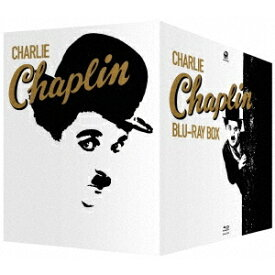 チャップリン Blu-ray BOX 【Blu-ray】