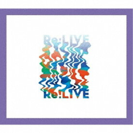 関ジャニ∞/Re:LIVE《限定盤A(20/47ツアードキュメント盤)》 (期間限定) 【CD+Blu-ray】