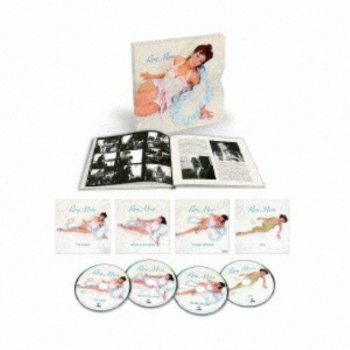 【送料無料】ロキシー・ミュージック/ロキシー・ミュージック<スーパー・デラックス・エディション>《完全生産限定盤》 (初回限定) 【CD+DVD】