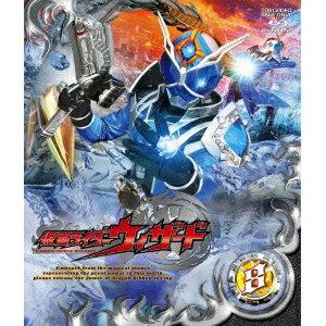 仮面ライダーウィザード Volume8 【Blu-ray】