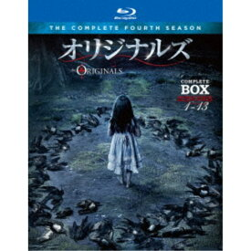 オリジナルズ<フォース・シーズン> コンプリート・ボックス 【Blu-ray】