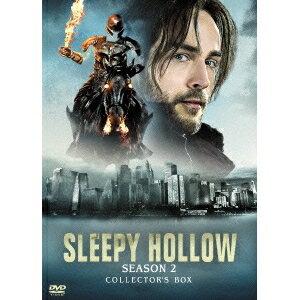 【送料無料】スリーピー・ホロウ シーズン2 DVDコレクターズBOX 【DVD】