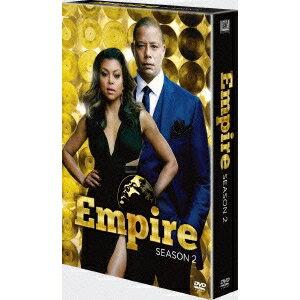 Empire/エンパイア 成功の代償 シーズン2 DVDコレクターズBOX1 【DVD】