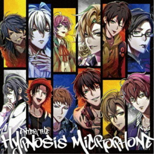 (V.A.)/Enter the Hypnosis Microphone《通常盤》 【CD】