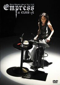 Akina Nakamori Special Live 2005 Empress at CLUB eX 【DVD】