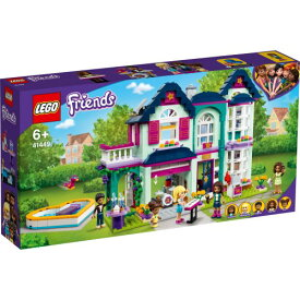 LEGO レゴ フレンズ アンドレアのおうち 41449おもちゃ こども 子供 レゴ ブロック 7歳