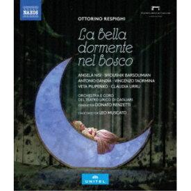 レスピーギ:歌劇≪眠りの森の美女≫ 【Blu-ray】