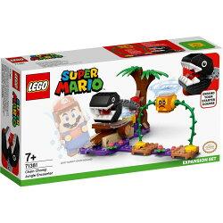 LEGOレゴスーパーマリオワンワンのとつげき!チャレンジ71381
