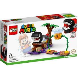 LEGO レゴ スーパーマリオ ワンワンのとつげき!チャレンジ 71381おもちゃ こども 子供 レゴ ブロック 3歳