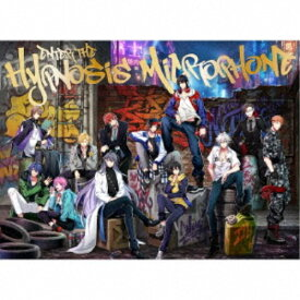 (V.A.)/Enter the Hypnosis Microphone《限定LIVE盤》 (初回限定) 【CD+Blu-ray】