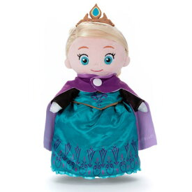 ディズニーキャラクター マイフレンドプリンセス ヘアメイクプラッシュドール キラキラドレスアップ / エルサおもちゃ こども 子供 女の子 人形遊び 3歳 アナと雪の女王