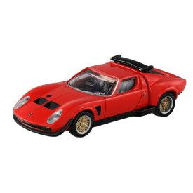 トミカプレミアム 05 ランボルギーニ イオタ SVR おもちゃ こども 子供 男の子 ミニカー 車 くるま 6歳