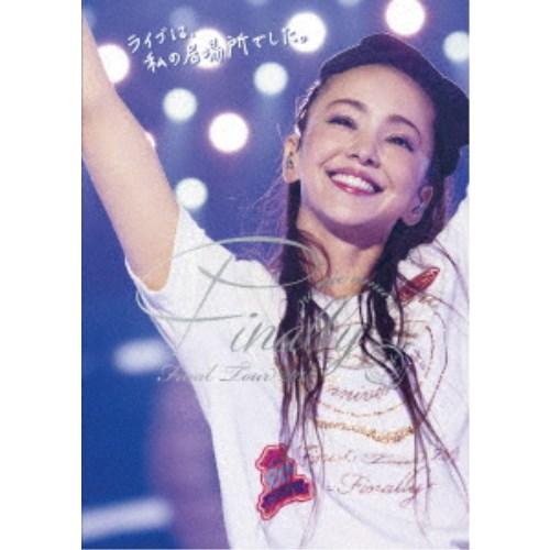 【送料無料】DVD 安室奈美恵/namie amuro Final Tour 2018 〜Finally〜 (東京ドーム最終公演+25周年沖縄ライブ) 【DVD】