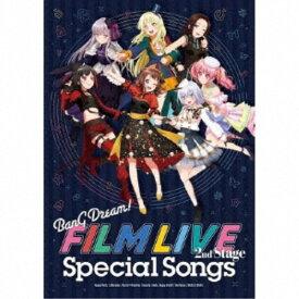 ≪初回仕様≫(アニメーション)/劇場版「BanG Dream! FILM LIVE 2nd Stage」Special Songs《Blu-ray付生産限定盤》 (初回限定) 【CD+Blu-ray】