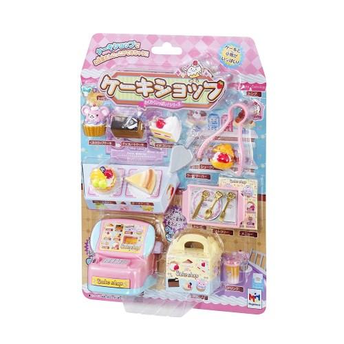 わくわくいっぱい!ケーキショップ おもちゃ こども 子供 女の子 ままごと ごっこ 3歳