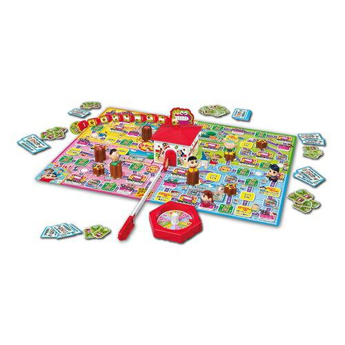 クレヨンしんちゃん ドキドキ回転チョコビーム!チョコビ争奪すごろく おもちゃ こども 子供 パーティ ゲーム 6歳