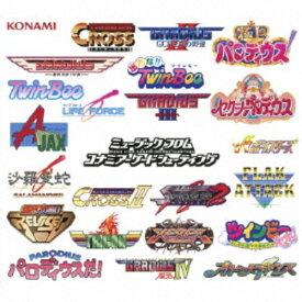(ゲーム・ミュージック)/ミュージック フロム コナミアーケードシューティング 【CD】