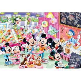 こども用パズル 60ピース ディズニー アイスクリームショップでさがそう! DC-60-115おもちゃ こども 子供 知育 勉強 4歳 ミッキーマウス