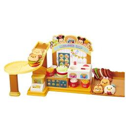 ディズニー ツムツム できたてくるりん!にぎやかハンバーガー おもちゃ こども 子供 女の子 ままごと ごっこ 作る 3歳 ミッキーマウス