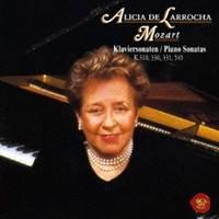 アリシア・デ・ラローチャ/トルコ行進曲〜モーツァルト:ピアノ・ソナタ名曲集 【CD】