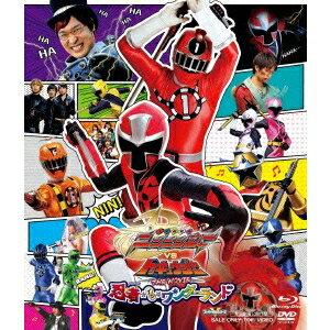 手裏剣戦隊ニンニンジャーVSトッキュウジャー THE MOVIE 忍者・イン・ワンダーランド 【Blu-ray】