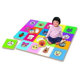 アンパンマン アンパンマンとなかまたち パズルであそぼう! やわらかマット20 おもちゃ こども 子供 知育 勉強 ベビー 3歳