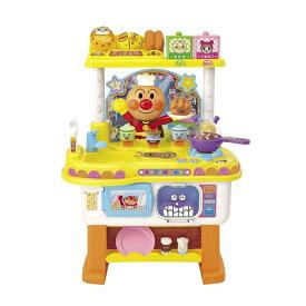 アンパンマン いっしょにトントン アンパンマンのお料理ショー おもちゃ こども 子供 知育 勉強 3歳