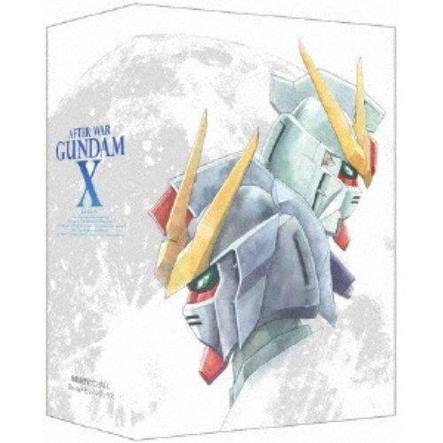 【送料無料】≪初回仕様≫機動新世紀ガンダムX Blu-rayメモリアルボックス (期間限定) 【Blu-ray】