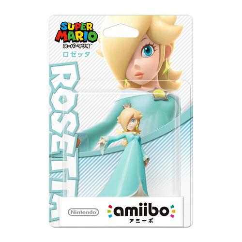Wii U amiibo ロゼッタ(スーパーマリオシリーズ)