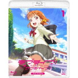ラブライブ!サンシャイン!! 2nd Season 1《通常版》 【Blu-ray】