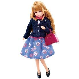 リカちゃん LD-17 ガーリー フルラージュおもちゃ こども 子供 女の子 人形遊び 3歳