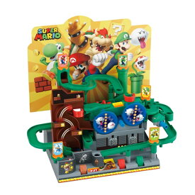 スーパーマリオ 大冒険ゲームDX クッパ城と7つの罠 おもちゃ こども 子供 パーティ ゲーム 5歳 スーパーマリオブラザーズ