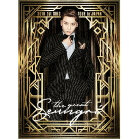 V.I(from BIGBANG)/SEUNGRI 2018 1st SOLO TOUR [THE GREAT SEUNGRI] in JAPAN (初回限定) 【DVD】