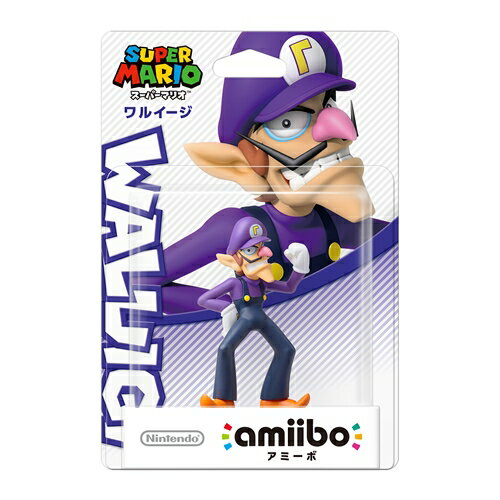 Wii U amiibo ワルイージ(スーパーマリオシリーズ)
