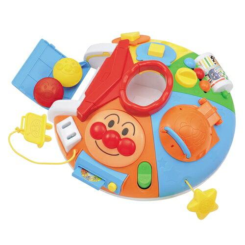 【送料無料】ベビラボ アンパンマン 〜脳を育む〜 まんまる!いたずらあそびDX おもちゃ こども 子供 知育 勉強 ベビー 0歳6ヶ月