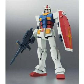 ROBOT魂 <SIDE MS> RX-78-2 ガンダム ver. A.N.I.M.E. フィギュア