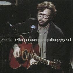 エリック・クラプトン/アンプラグド〜アコースティック・クラプトン【CD】
