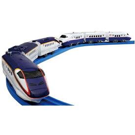 プラレール E3系新幹線つばさ&E2系新幹線連結セット おもちゃ こども 子供 男の子 電車 3歳