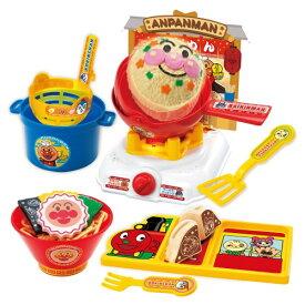 くるんと炒めてチャーハンも!アンパンマンラーメンDXセットおもちゃ こども 子供 知育 勉強 3歳