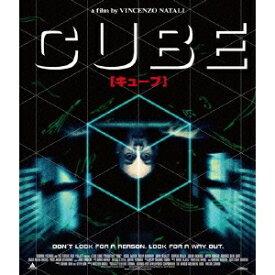 CUBE キューブ 【Blu-ray】