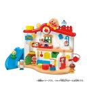 チャイムがピンポン♪あそびがいっぱい アンパンマンはじめてハウスおもちゃ こども 子供 知育 勉強 2歳