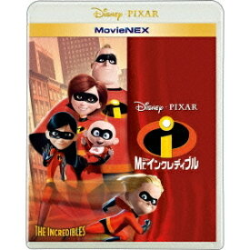 Mr.インクレディブル MovieNEX 【Blu-ray】