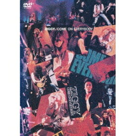 ZIGGY/COME ON EVERYBODY 【DVD】