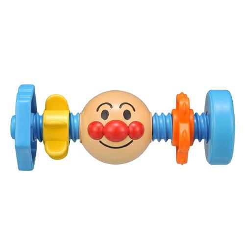 ベビラボ アンパンマン まわしてチキチキねじ おもちゃ こども 子供 知育 勉強 ベビー 0歳8ヶ月