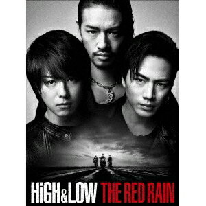 HiGH & LOW THE RED RAIN《通常版》 【DVD】